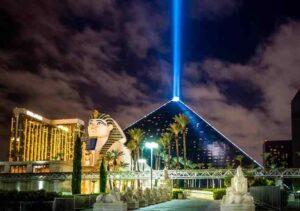 10. Luxor Hotel & Casino