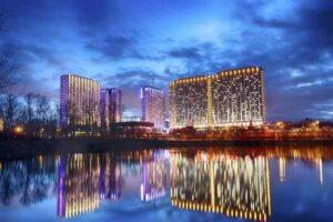 6. Izmailovo   Top 10 Biggest Hotels in the World
