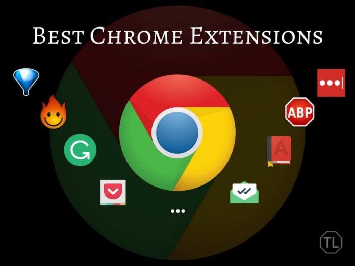 Best Chrome Extensions in 2020