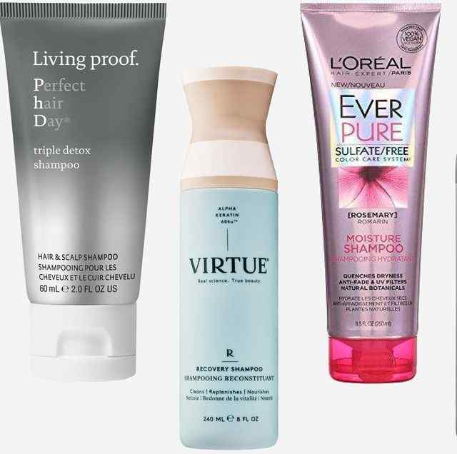 Top best sulfate-free shampoo in 2020