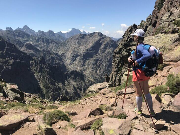 1. GR20, France | best trekking routes in the world