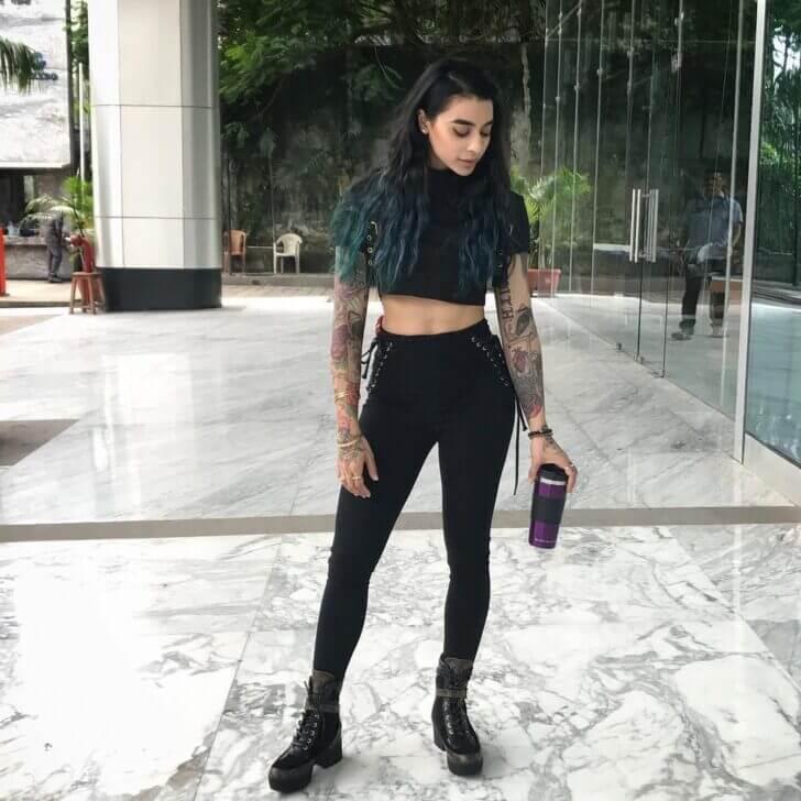 1. Gurbani Judge | Best Hottest Female MTV Roadies