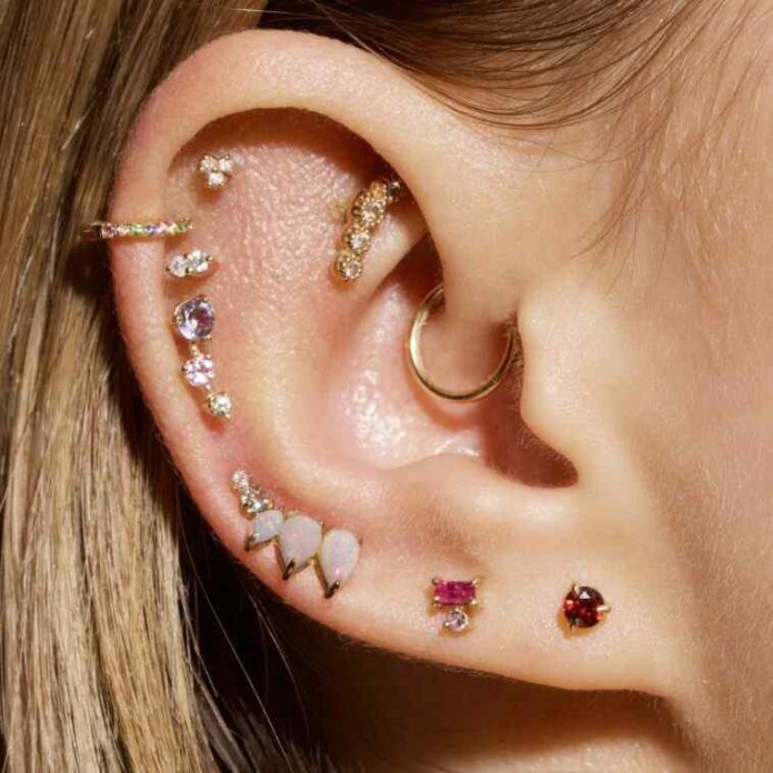 10 Different Types Of Ear Piercing In 2020