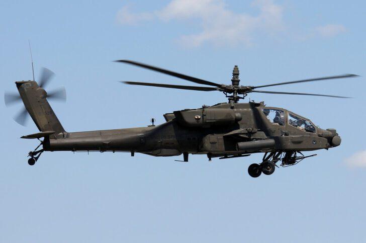 10. AH-64D Apache