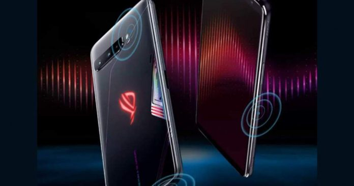 160Hz Refresh Rate Mode Revealed in ROG Phone 3