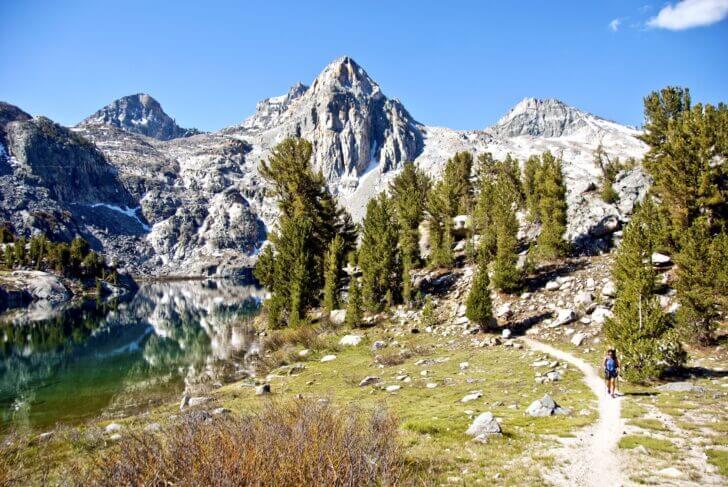 2. John Muir Trail- California, USA | | best trekking routes in the world