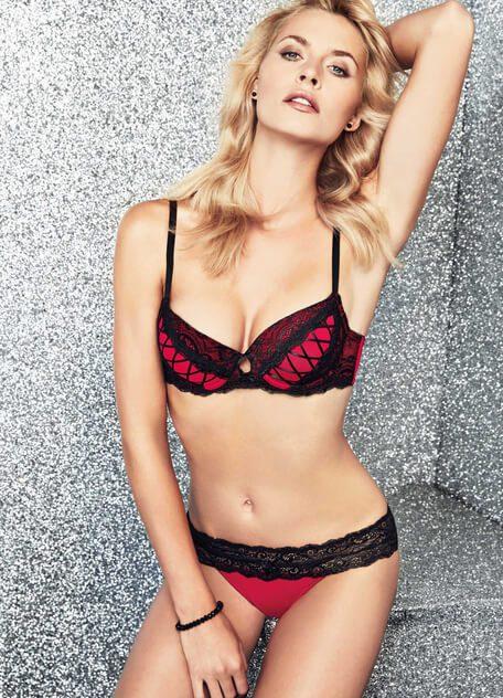 3. Lena Gercke   Most Beautiful Women in Germany