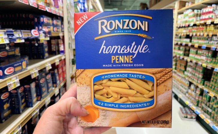3. Ronzoni   Best Pasta Brands in the World