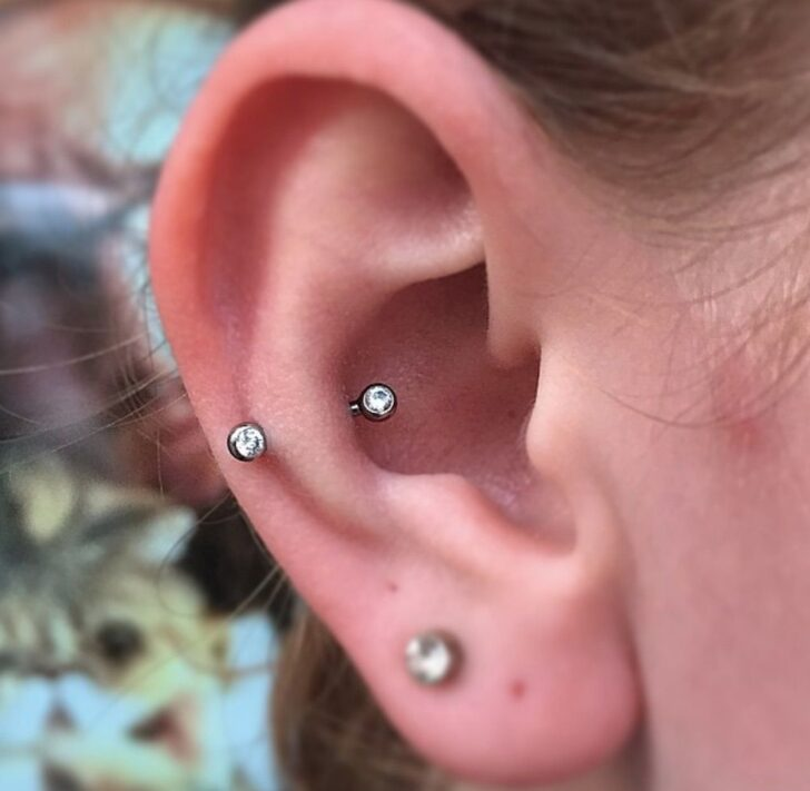 3. Snug piercing
