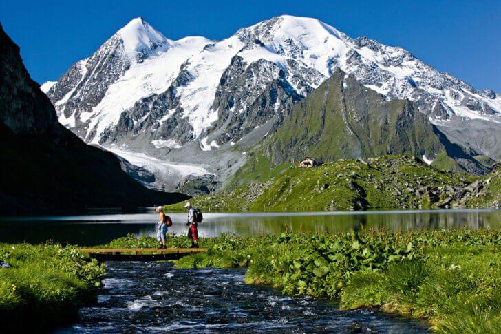 3. The Haute Route, France-Switzerland