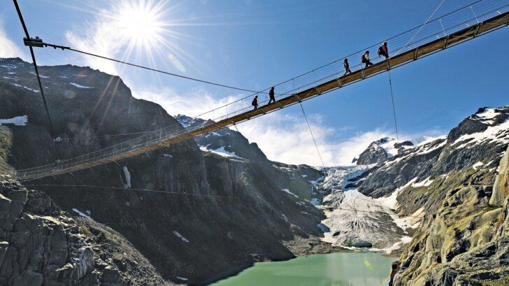 4. Thrift Bridge, Switzerland