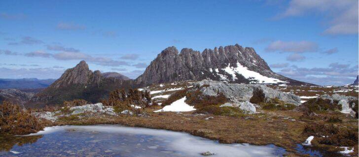 5. Overland Track, Australia | best trekking routes in the world