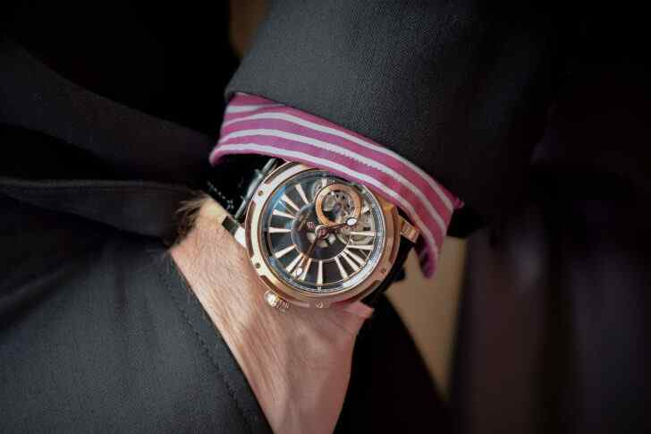Louis Moinet Meteoris Watch | Most Expensive Watches in the World
