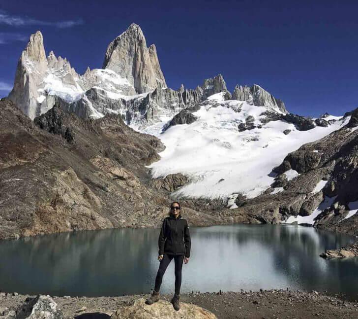 8. Fitz Roy Trek, Patagonia, Argentina