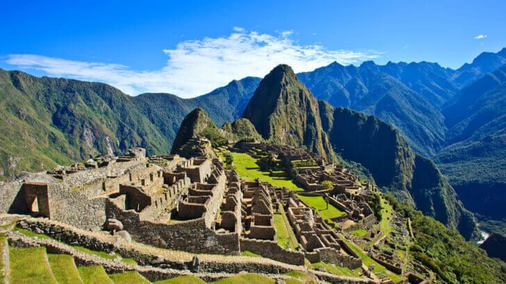 9. Macchu Picchu