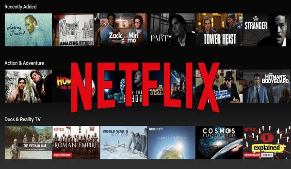 Access all the more secret Netflix categories