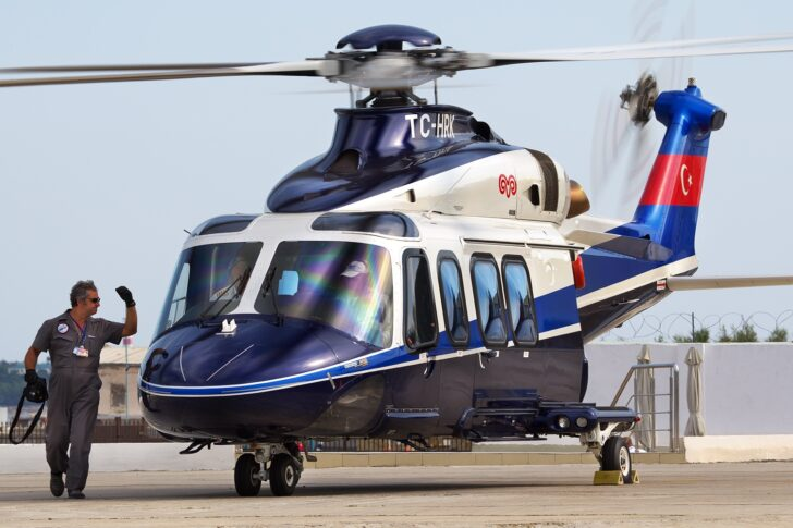 AgustaWestland AW139 | Top 10 Fastest Helicopters in the World