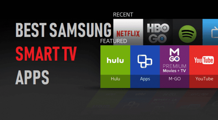 Best Apps for Samsung Smart TV 2020