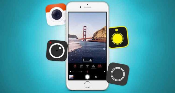Best Camera Apps for iPhone & Android
