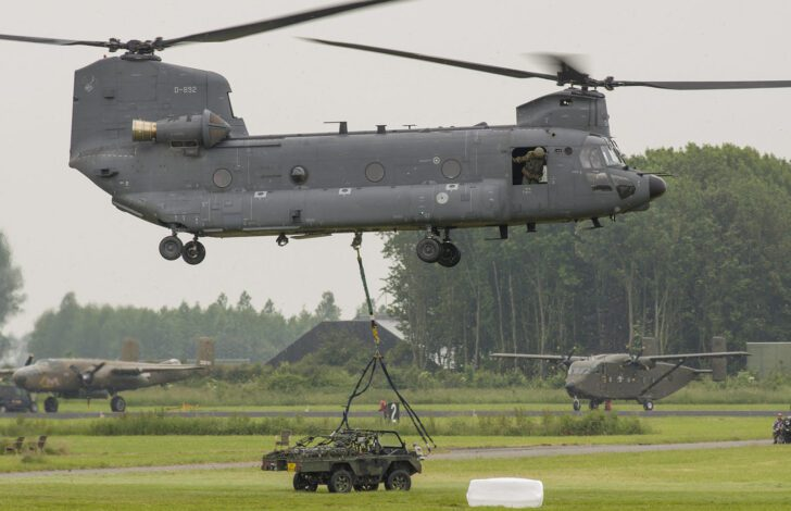 CH-47 Chinook | Top Second Fastest Helicopter in the World
