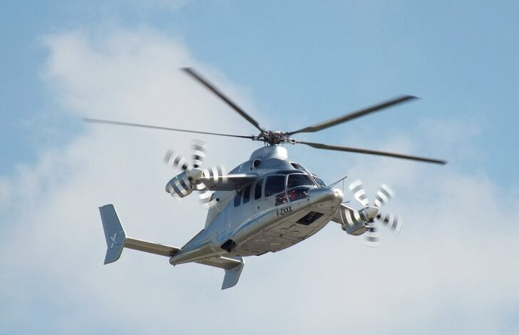 Eurocopter X3 | Top Best Fastest Helicopter in the World