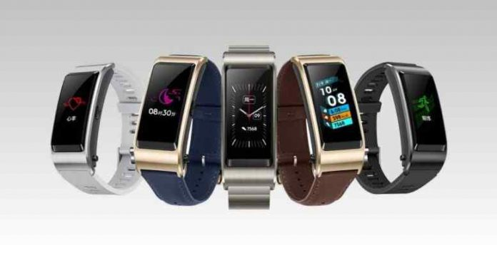 Huawei Talkband B6 Available in Four Colors