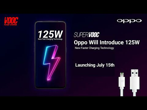 Oppo Introduce Fast Charging Technology