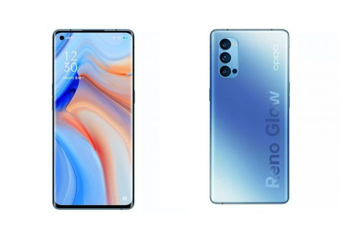 Oppo Reno 4 Pro Appear on NCC