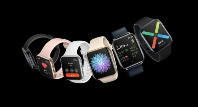 Oppo Watch Launched in Germany