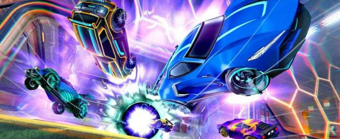 Rocket League disappears from Steam