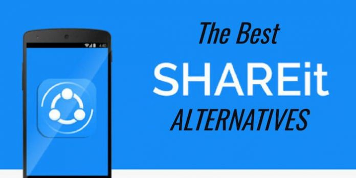 5 Best alternatives to SHAREit for iOS, Android, and Windows