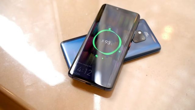 What is wireless charging and reverse charging