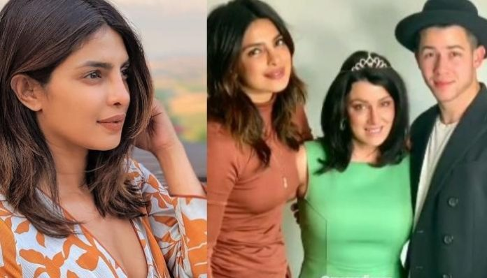 Priyanka Chopra Wishes Mother in Law with a Special Post