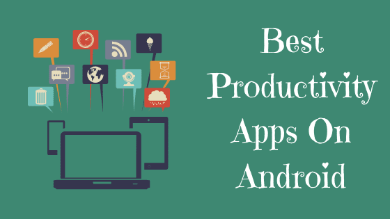 best productivity apps for Android 2020