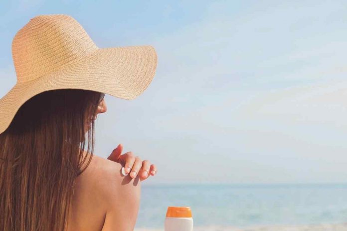 How to Remove Sunspots on Your Face