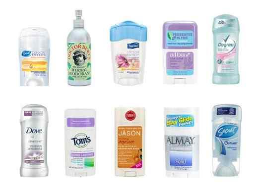 Best Deodorants for Women 2020