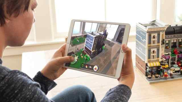 Apple plans to introduce augmented reality AR in Apple TV