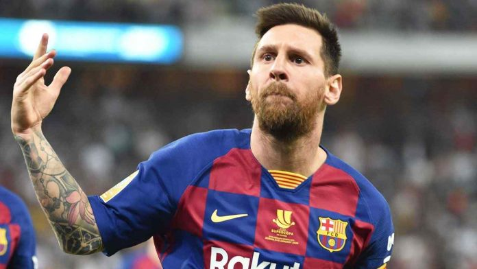Argentine President made emotional request to Messi