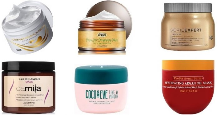 Best Hair Masks for Dry and Damaged Hairs in 2020