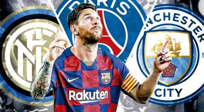 Clubs would have to pay 600 million euros to buy Messi