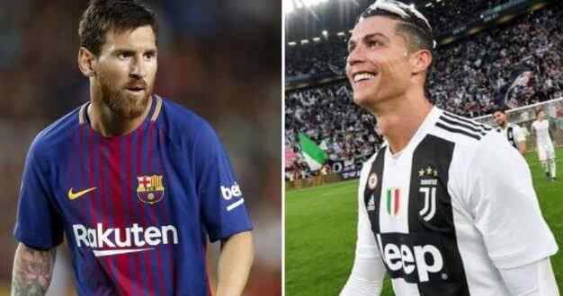 Juventus want Messi next to Ronaldo to win the Champions League