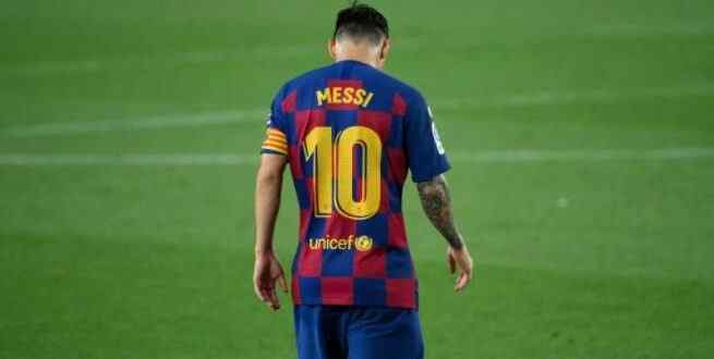 Lionel Messi Decided to Leave Barcelona