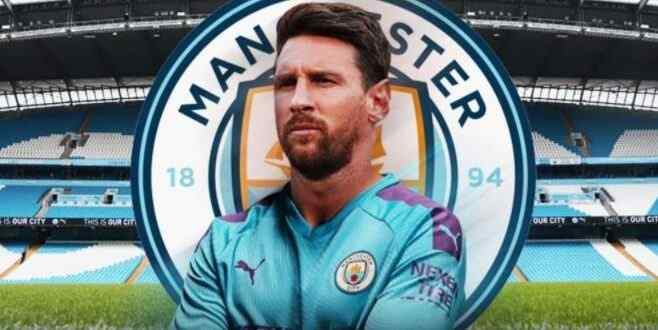 Manchester City is Likely To Buy Messi