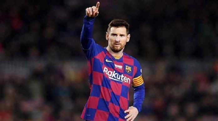 Manchester City will be able to raise all the money just by selling Messi's jersey