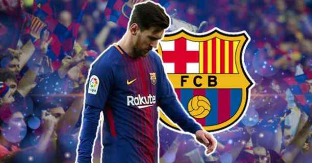 Messi and Barcelona to face court over agreement clause