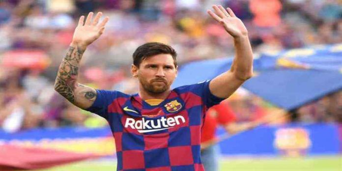 Messi has to pay Rs 6000 crore to leave Barcelona