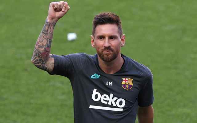 Messi is more likely to leave Barcelona than to stay in Barcelona