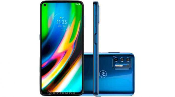 Moto G9 Plus Equipped with the Snapdragon 730G processor