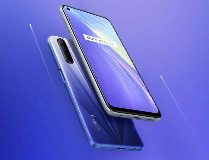 Realme 7 budgeted smartphone is set to release on September 3
