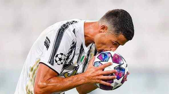 Ronaldo's goal declared as the best goal of the year